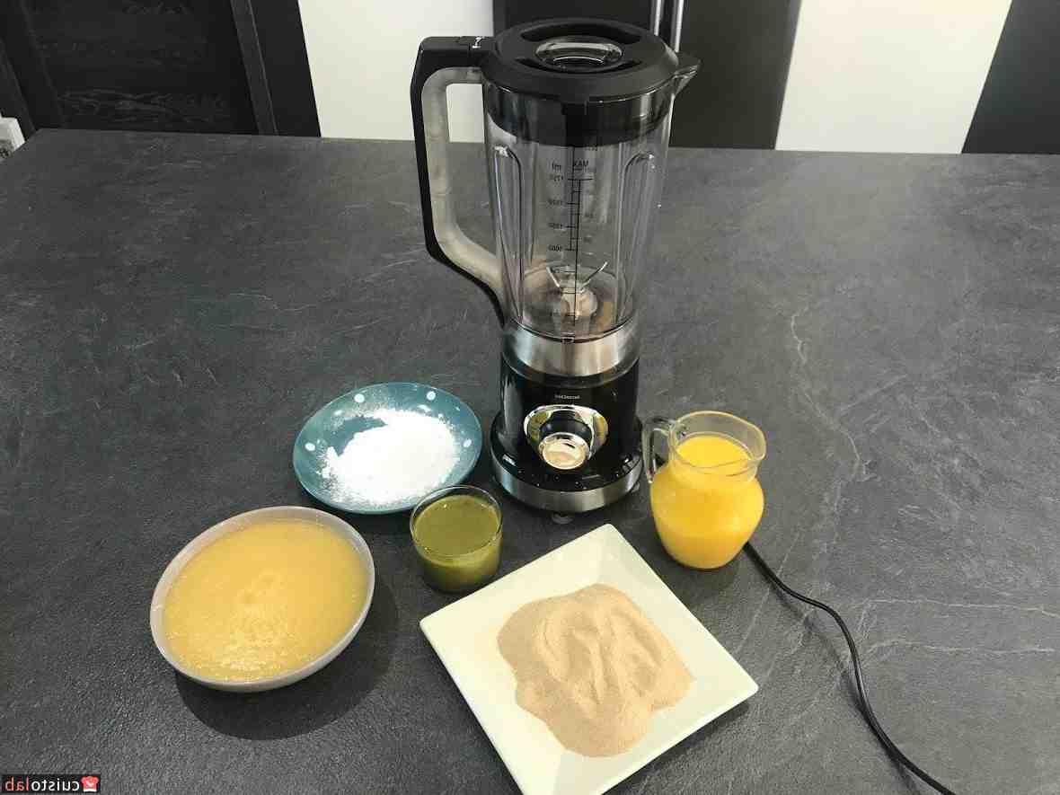 Comment se servir de la machine à faire des smoothies ?