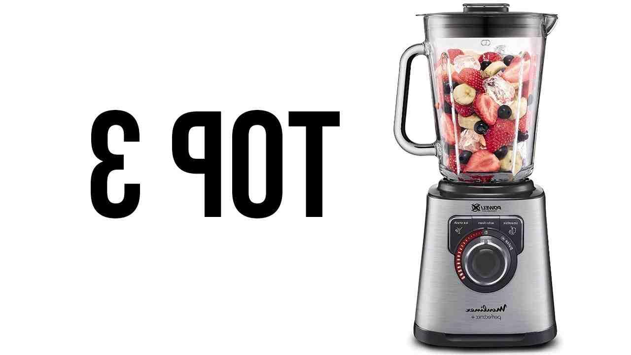 Quel est le meilleur appareil pour faire les smoothies ?