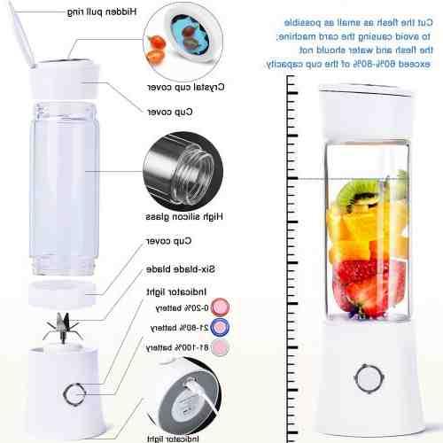 Comment mixer des fruits dans un mixeur ?