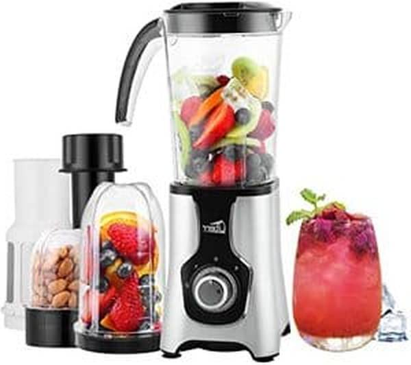 blend and shaker