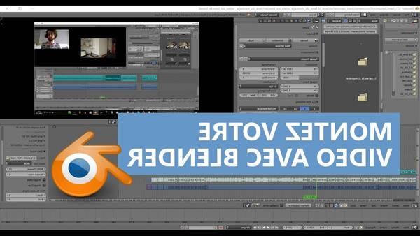 blender montage video